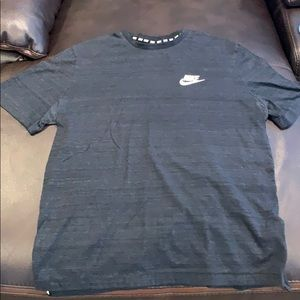 Nike XL Black Shirt